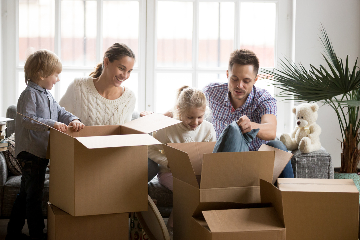 5 Moving Tips to Make Packing a Breeze